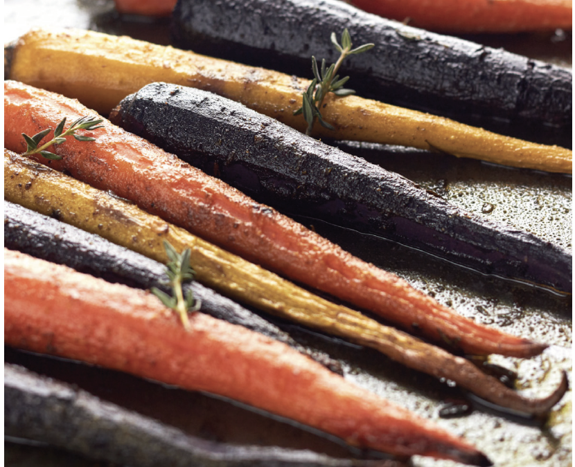 Cumin-Spiced Carrots